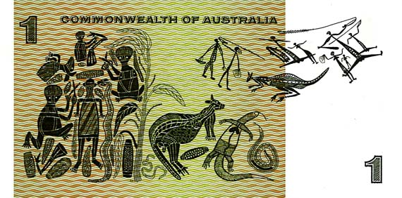 1966 COOMBS & WILSON $1 NOTE