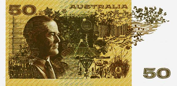 1974 PHILLIPS & WHEELER $50 NOTE
