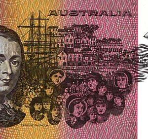 1974 PHILLIPS & WHEELER $5 NOTE