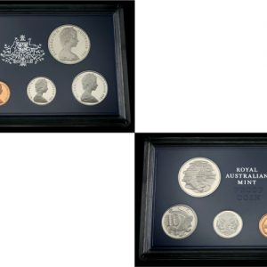 1981 ROYAL AUSTRALIA MINT PROOF SET