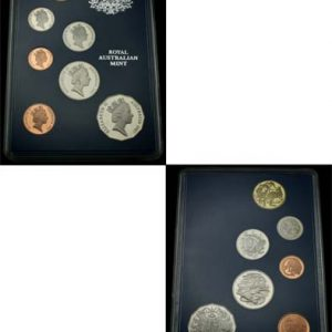 1987 ROYAL AUSTRALIA MINT PROOF SET