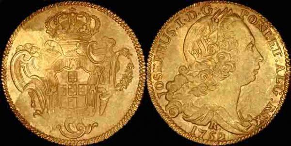 1752 R BRAZIL - JOHN V HALF JOHANNA